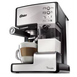 Oster - Cafetera Oster Prima Latte