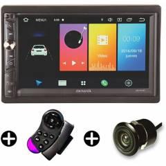 "Aiwa - Radio auto wifi android10 pantalla hd7"" mirrorlink"