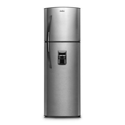 nevera mabe congelador superior no frost 250 lt rma255fycu