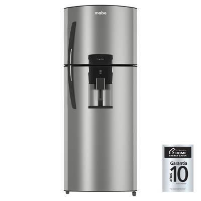 nevera mabe congelador superior no frost 412 lt rmp425fycu