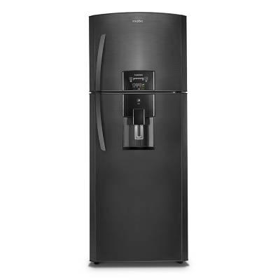 nevera mabe congelador superior no frost 394 lt rmp410fzcc