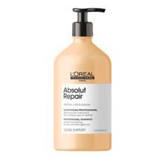 Loreal Serie Expert - Shampoo Loreal Serie Expert Cabello Dañado Absolut Repair Limpieza 750 ml