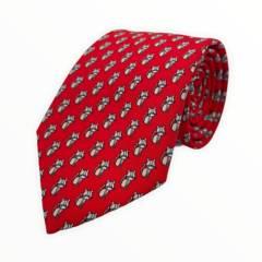 KRAVATTO - Corbata Gatos Rojos - Kravatto
