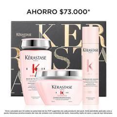 Kerastase - Set Cuidado Capilar Kerastase Genesis Prevención Caída: Shampoo 250 ml + Mascarilla 200 ml+ Shampoo Seco 34 g
