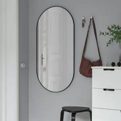 DECASA - Espejo Ovalado 80 X 40