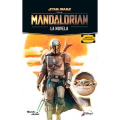 Editorial Planeta - The Mandalorian. La novela Star Wars