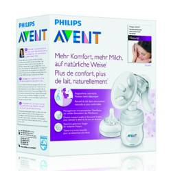 Avent - Extractor Manual Natural