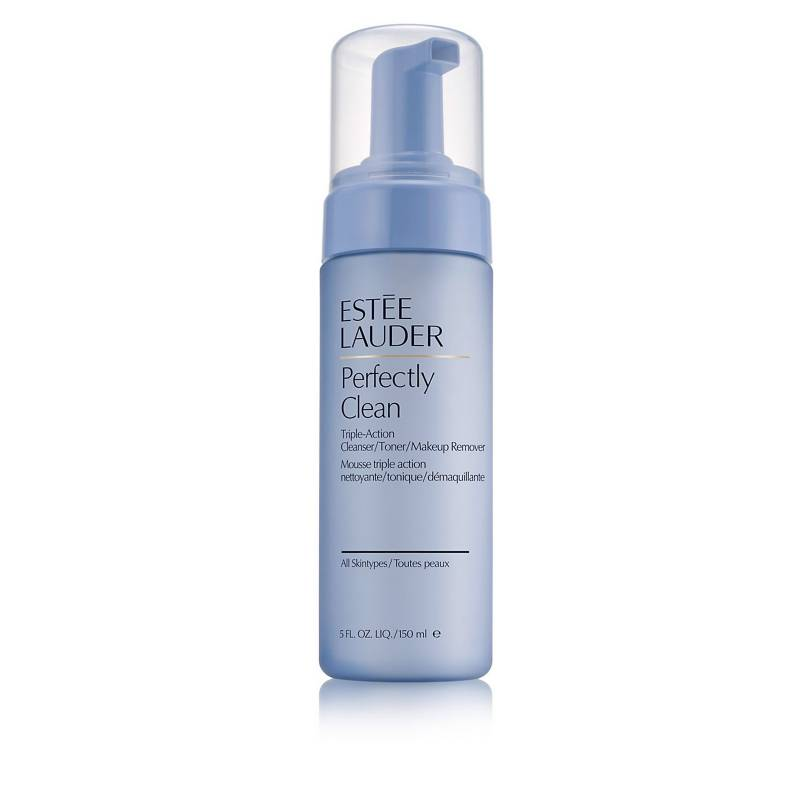 Estee Lauder -  Limpiador Tónico Perfectly Clean - Desmaquillador de Triple Acción 150 ml