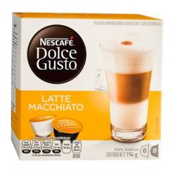 Dolce Gusto - Cápsula Latte Macchiato