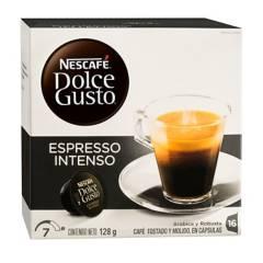 Dolce Gusto - Cápsula Espresso Intenso