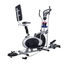 Gym Factory Fitness - Elíptica Combo 8.2 GAST