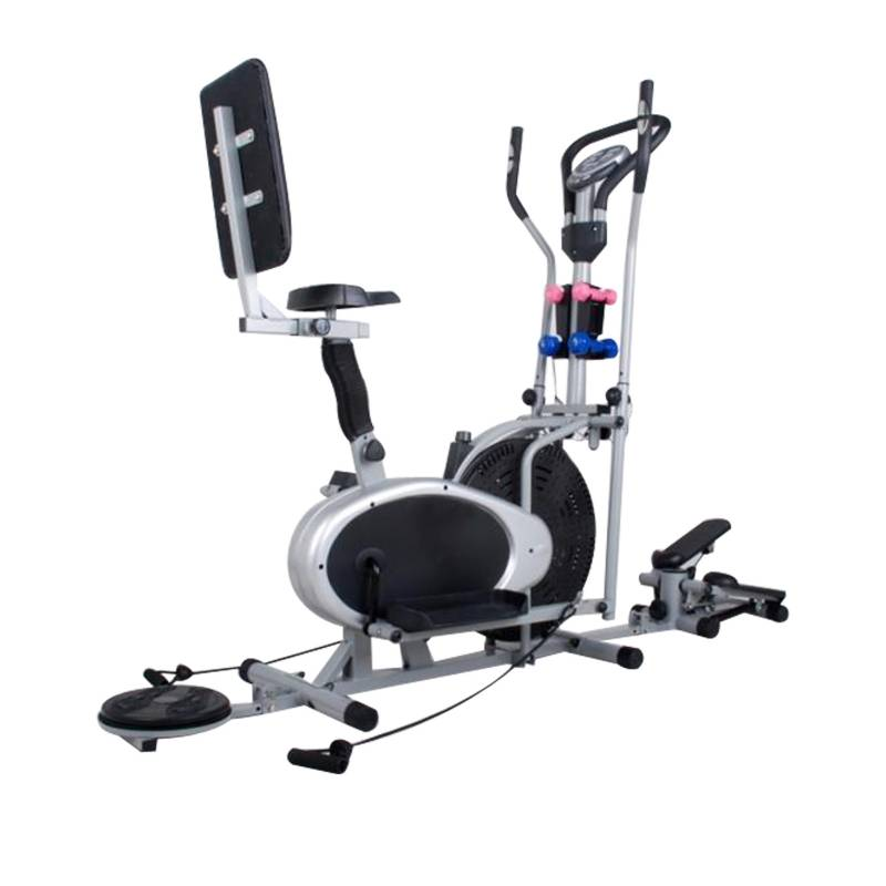 Gym Factory Fitness - Elíptica Combo 8.2 GAST
