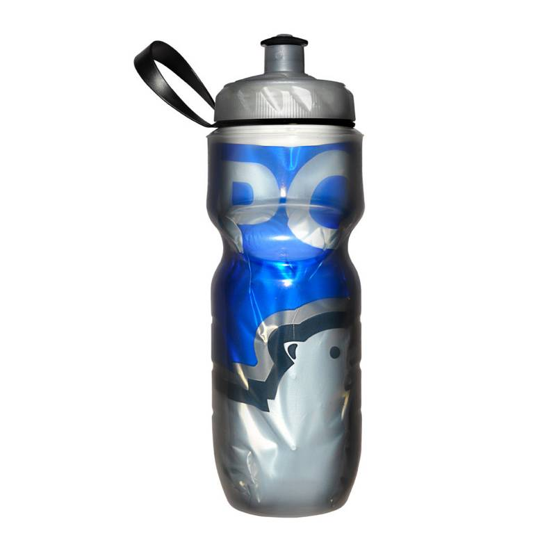 Polar Bottle - Tarro 20 Oz Crazy Oso Azul