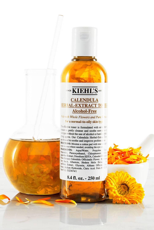 Kiehls - Tónico Facial Calendula Herbal Extract Alcohol-Free Toner 2 250 ml