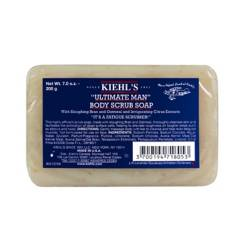 Kiehls - Ultimate Man Body Scrub Soap