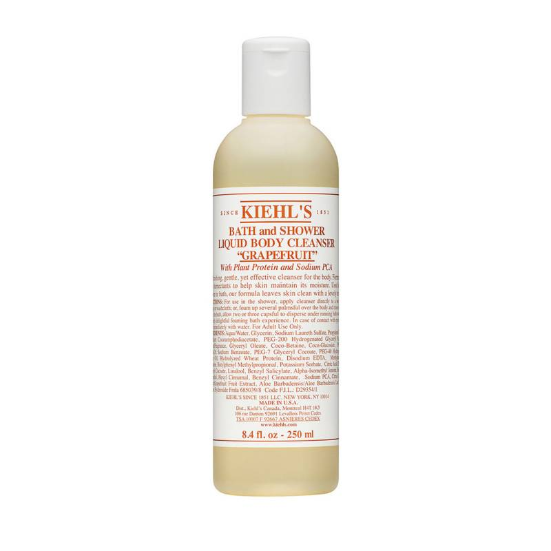 Kiehls - Gel De Baño Liquid Body Cleanser Grapefruit