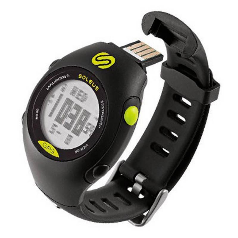 Soleus - Reloj de Pulsera con GPS