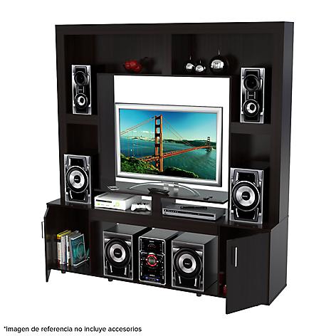Inval centro de video y sonido cvs8902 - Muebles para equipo de sonido ...