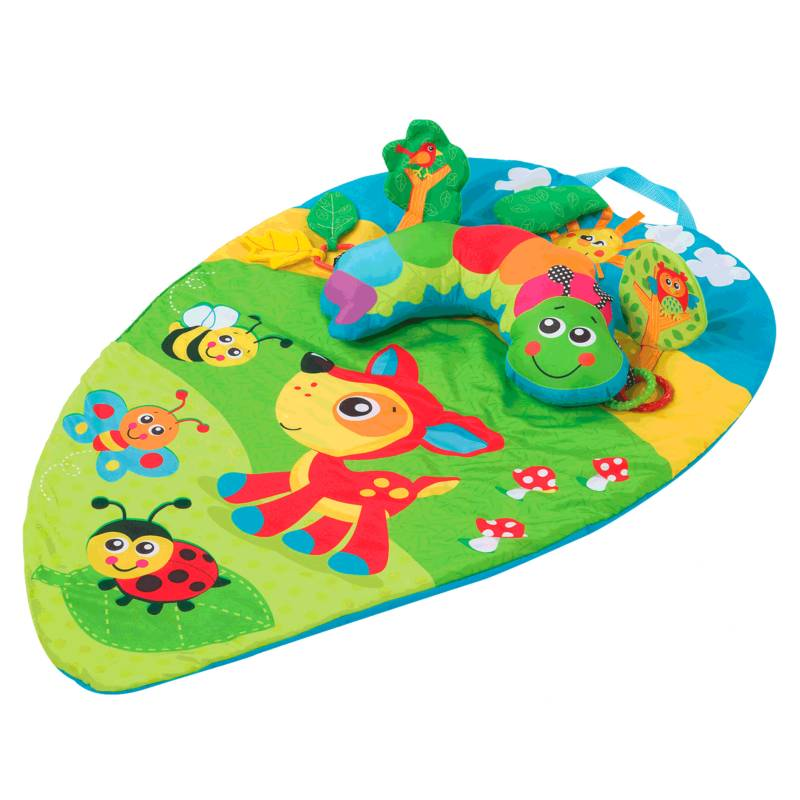 Playgro - Tapete Amigos del Bosque Tummy