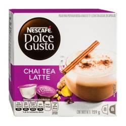 Cápsula Chai Tea Latte
