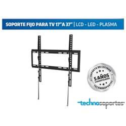 """Technosoportes - Soporte Fijo para TV de 37"""" a 55"""""""