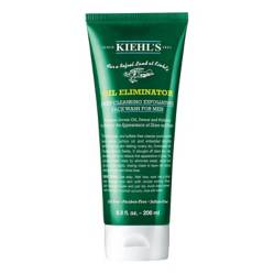 Kiehls - Kielh's Men's Oil Eliminator Deep Cleansing Exfoliating Face Wash 200 ML