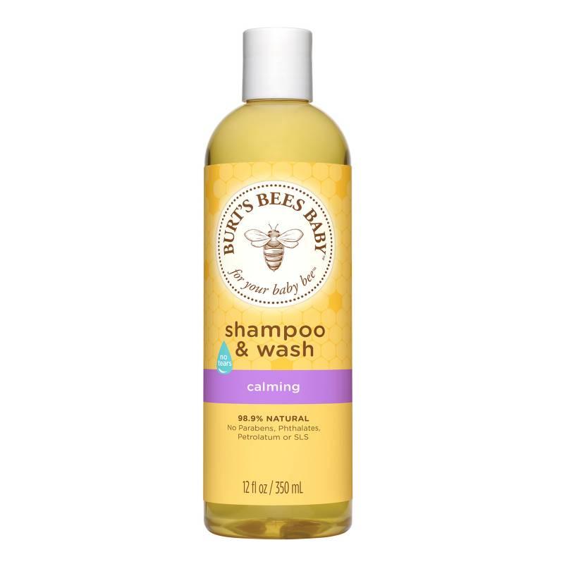 Burts Bees - Shampoo para el cabello y el cuerpo baby bee