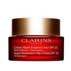 Clarins - Crema Anti-Edad para el día Super-Restorative todo tipo de piel 50 ml Clarins