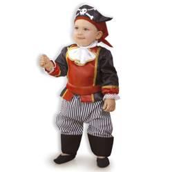 Fantastic Night - Disfraz de Pirata Capy baby