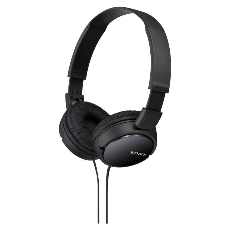 Sony - Audífonos de Diadema MDR-ZX110 Negros