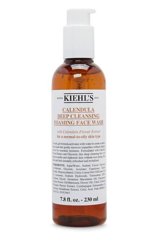 Kiehls - Limpiador Caléndula Deep Cleansing Foaming Face Wash