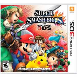 Nintendo 3DS - Videojuego Super Smash Bros.