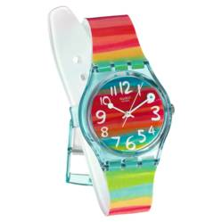 Swatch - Reloj Mujer Swatch Color The Sky  GS124