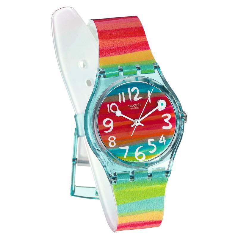 Swatch - Reloj Color the sky