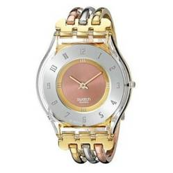 Reloj Tri gold large