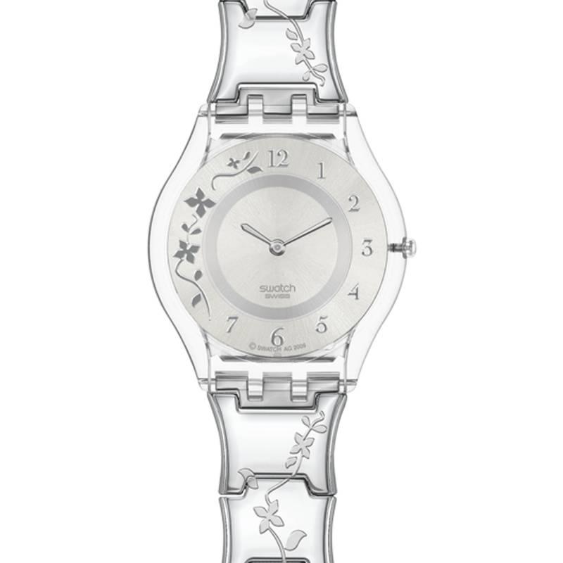 Swatch - Reloj Mujer Swatch Climber Flowery SFK300G