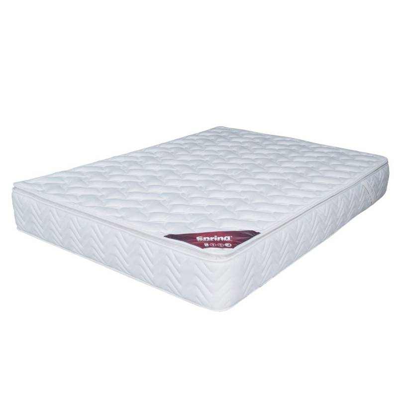 Colchones Spring - Colchón Semidoble Pillow Top Intermedio