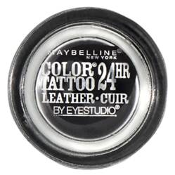 Sombra Individual Color Tattoo Leather Dramatic Black