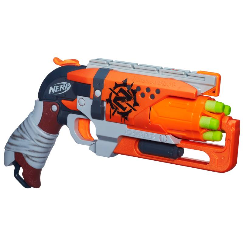 Nerf - Nerf ZombieStrike Hammershot