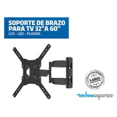 "Technosoportes - Soporte de Brazo para TV 32""-60"" TSLB37"