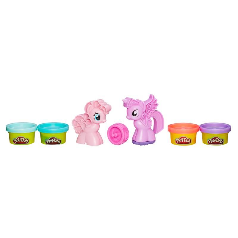 Play Doh - My Little Pony Cutie Mark Creadores