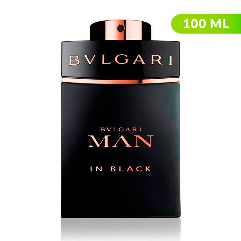 Bvlgari - Perfume Bvlgari Man In Black Hombre 100 ml EDP