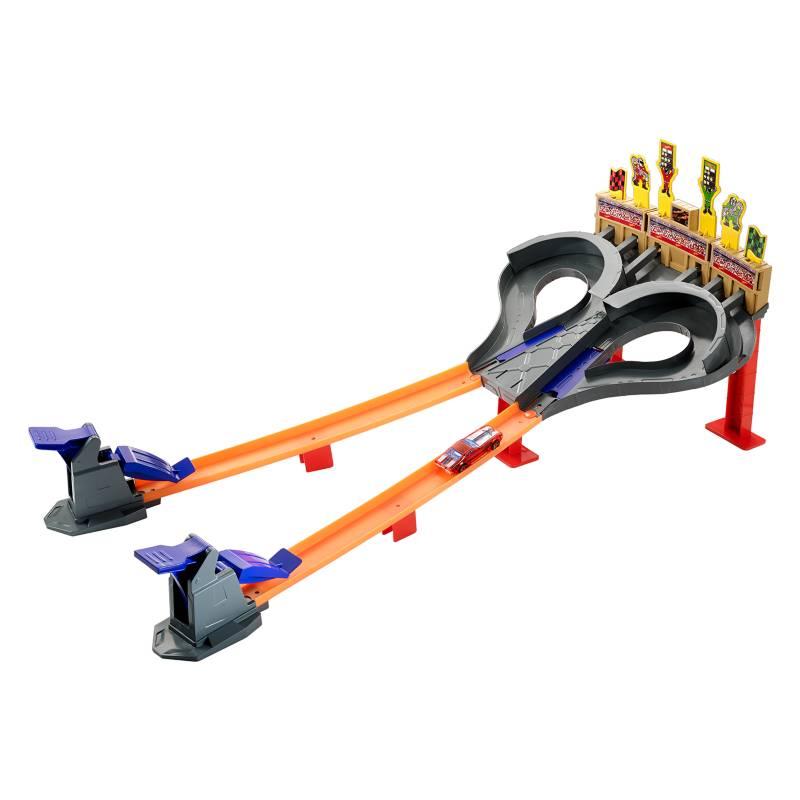 Hot wheels - Carrera súper explosiva