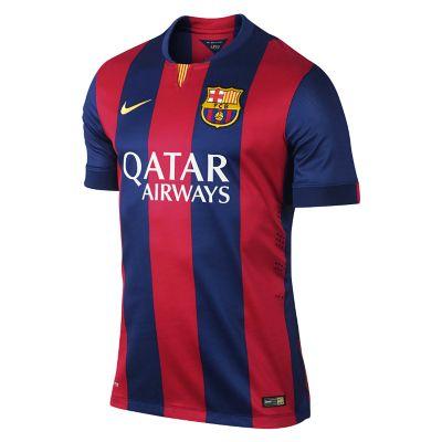 659ff3aee2beb Nike Camiseta Barcelona Local - Falabella.com