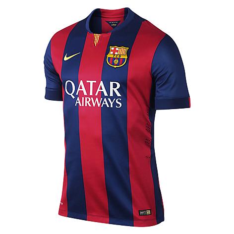 Nike Camiseta Barcelona Local - Falabella.com 0eff624e361