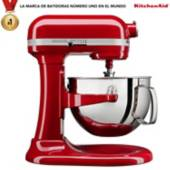 KitchenAid - Batidora de Pedestal KitchenAid Profesional 5.7 lt Rojo 10 Velocidades 575W