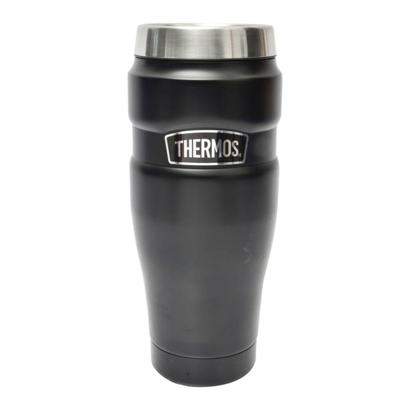 Thermos - Termo Mug 470 ml Acero Inoxidable Negro