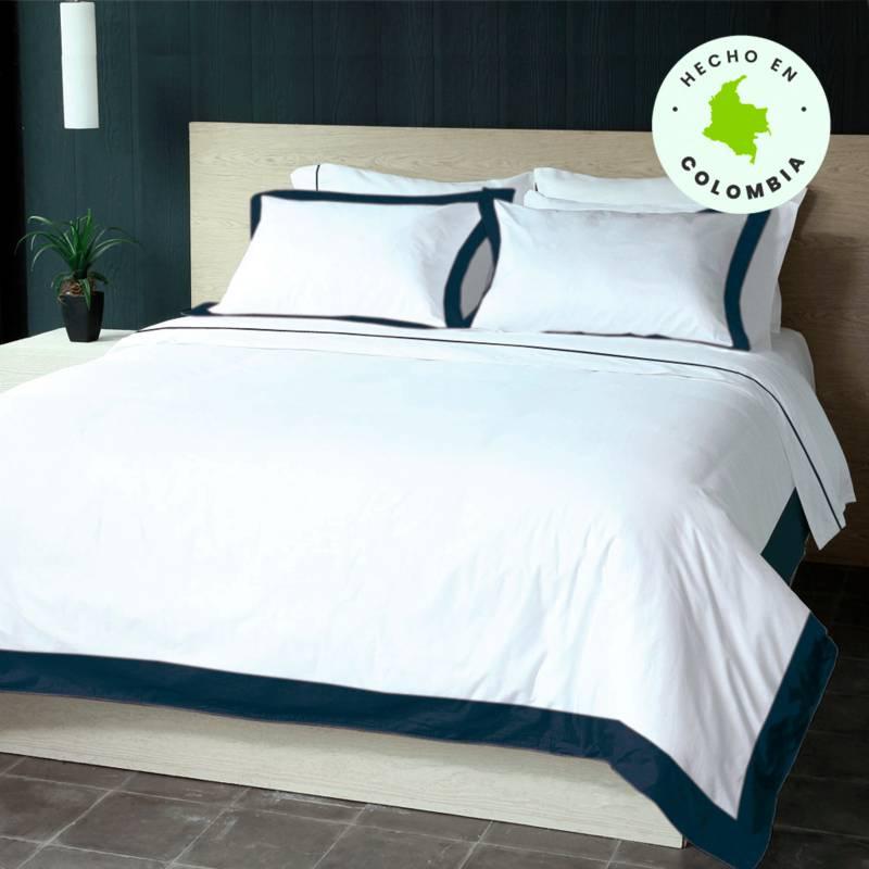 Basement Home - Funda Duvet Hotel Collection Azul