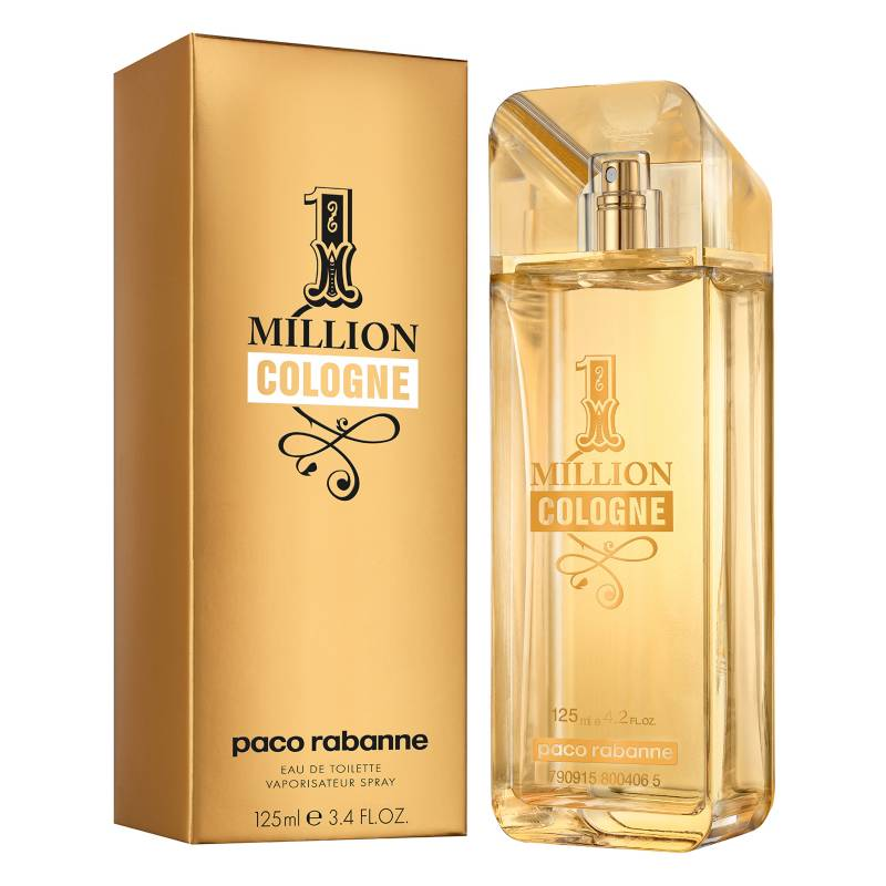 Paco Rabanne - Perfume Paco Rabanne One Million Cologne Hombre 125 ml EDT