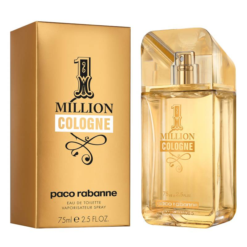 Paco Rabanne - Perfume Paco Rabanne One Million Cologne Hombre 75 ml EDT